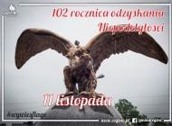 102 rocznica dzyskania niepodległości