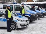 Nowe samochody dla Policji wMińsku Mazowieckim