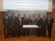 Metropolia warszawska 2.0 – nowe porozumienie owspółpracy