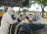 Usuwanie azbestu iwyrobów zawierających azbest zterenu Gminy Cegłów – 2018