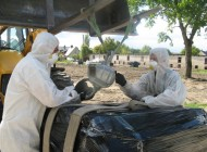 Usuwanie azbestu iwyrobów zawierających azbest zterenu Gminy Cegłów – 2021