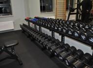 Otwarcie siłowni naHali Sportowej wCegłowie