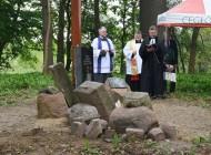 Prace nadodnowieniem cmentarza wTyborowie