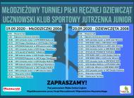 turniej piłki ręcznej Dziewcząt iMłodziczek