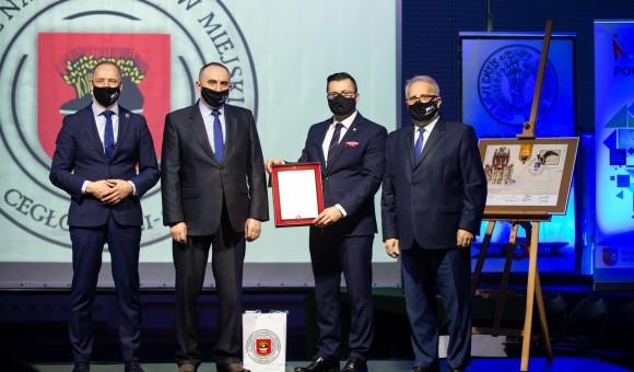 Inauguracja 400-lecia nadania praw miejskich dla Cegłowa