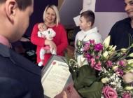 Kamilka pierwszą mieszkanką gminy Cegłów urodzoną w2019 r.