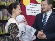 Ignacy pierwszym mieszkańcem gminy Cegłów urodzonym w2020 r.