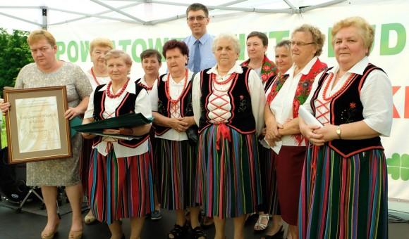 Ludowy Jubileusz w Kiczkach