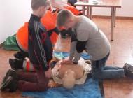 Kurs Pierwszej Pomocy wOSP Kiczki