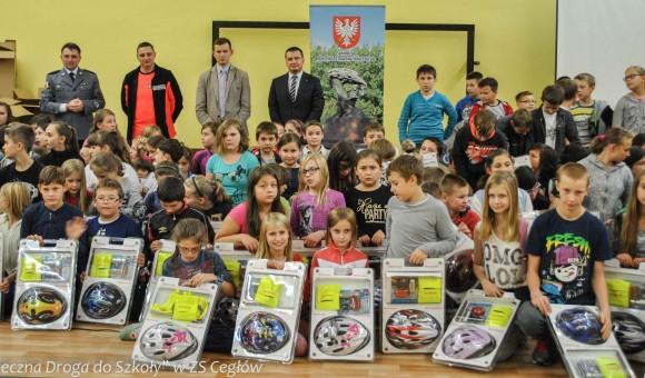 Bezpieczna Droga do szkoły w Cegłowie
