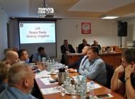 LVI Sesja Rady Gminy Cegłów