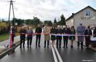 Otwarcie pierwszego etapu przebudowy drogi powiatowej nr2230