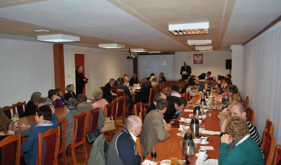 Pierwsza sesja Rady Gminy Cegłów