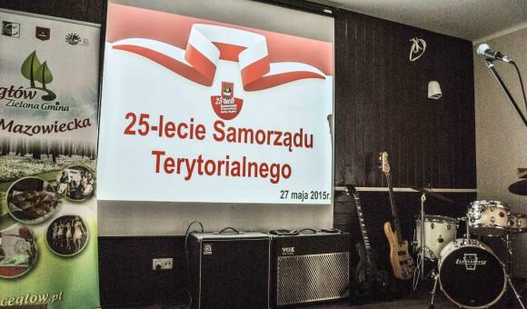 XXV-lecie Samorządu Terytorialnego w Gminie Cegłów