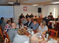 XLIII sesja Rady Gminy Cegłów