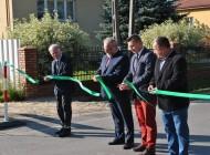 Otwarcie przebudowanych ulic Willowej, Ogrodowej orazSłonecznej wCegłowie