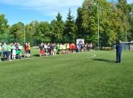 Turniej Dzikich Drużyn wPiłce Nożnej oPuchar Wójta Gminy Cegłów