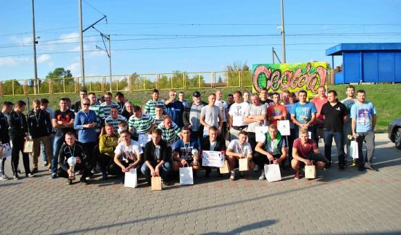 Turniej Dzikich Drużyn w Piłce Nożnej o Puchar Wójta Gminy Cegłów