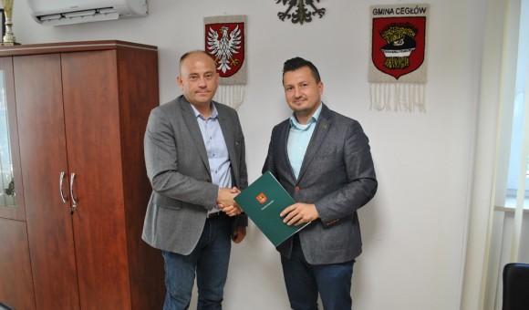 Przebudowa drogi gminnej w miejscowości Kiczki Pierwsze