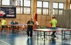 II zcyklu Grand Prix Cegłowa turniej tenisa stołowego.