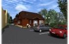 Biblioteka zplusem – rozbudowa iprzebudowa Gminnej Biblioteki Publicznej wCegłowie.