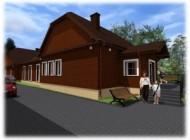 Przetarg narozbudowę iprzebudowę Gminnej Biblioteki Publicznej wCegłowie
