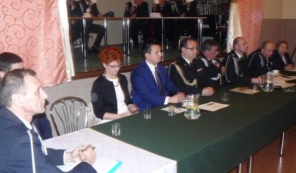 Zebranie Sprawozdawczo-Wyborcze OSP