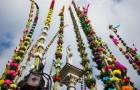 Konkurs nanajpiękniejszą Palmę Wielkanocną