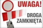 Wdniach od3 do10 października 2016 r. ul.Oczki wCegłowie zostanie wyłączona zruchu