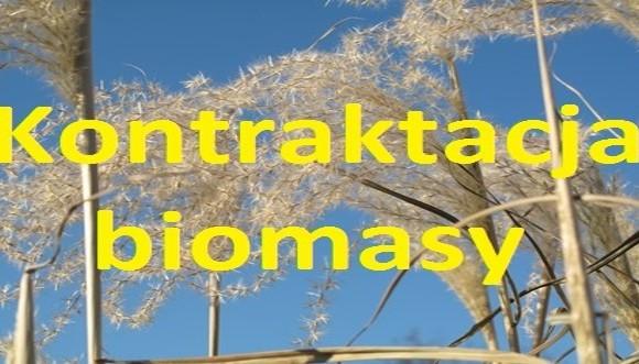 Kontraktacja biomasy