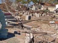 Szkody wywołane przez huragan