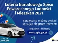 Loteria Narodowego Spisu Powszechnego Ludności iMieszkań.