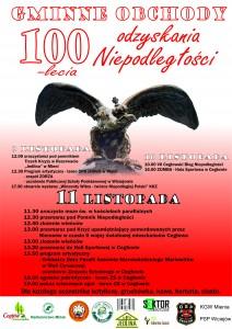 plakat_100lat_niepodleglej polski
