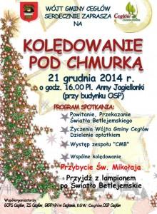 plakat_kolędowanie_2014
