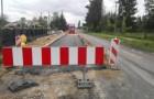 Przebudowa drogi dojazdowej