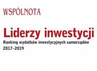 """Gmina Cegłów naII miejscu spośród samorządów powiatu mińskiego wrankingu samorządów """"Wspólnota"""""""
