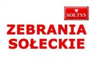 Zmiana terminu zebrania sołeckiego